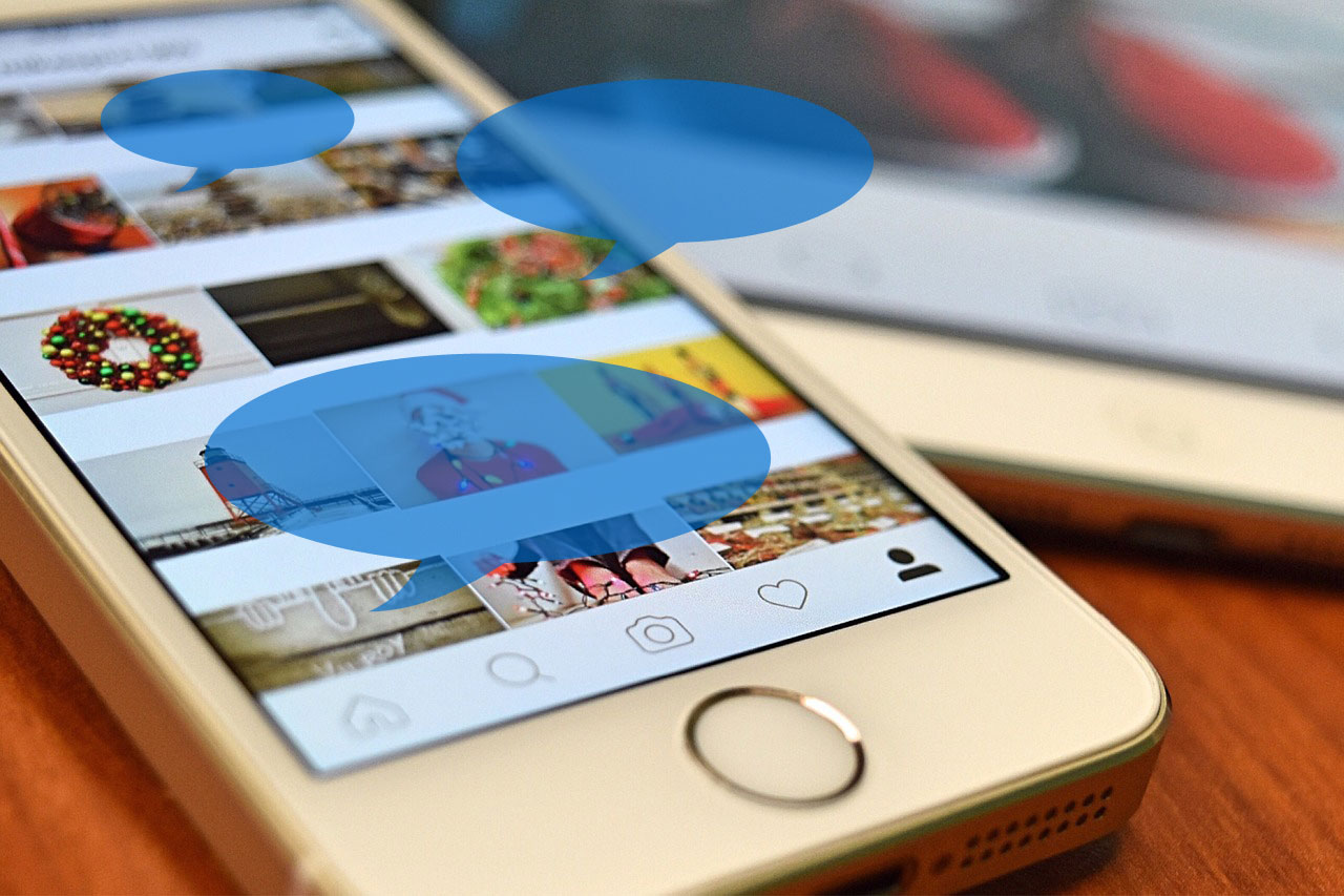Monitor Instagram comments with Geopiq!