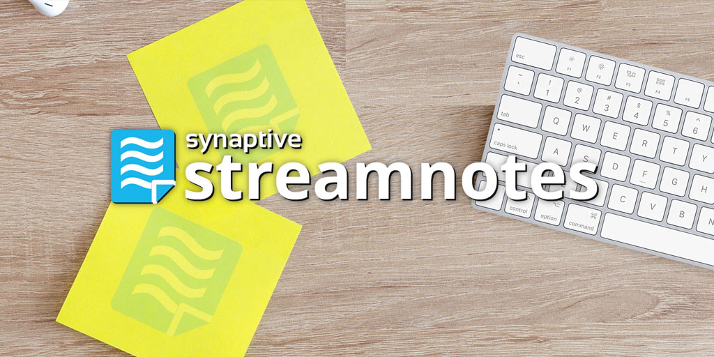 Notes for Streamnotes!